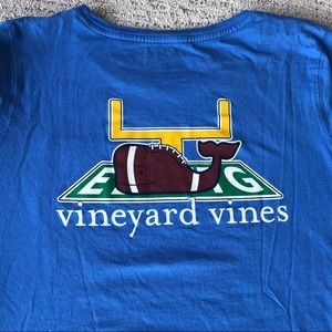 Vineyard Vines Size S Long Sleeve T Royal Blue!